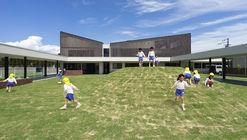 Jardim de Infância KO / HIBINOSEKKEI, Youji no Shiro, Kids Design Labo