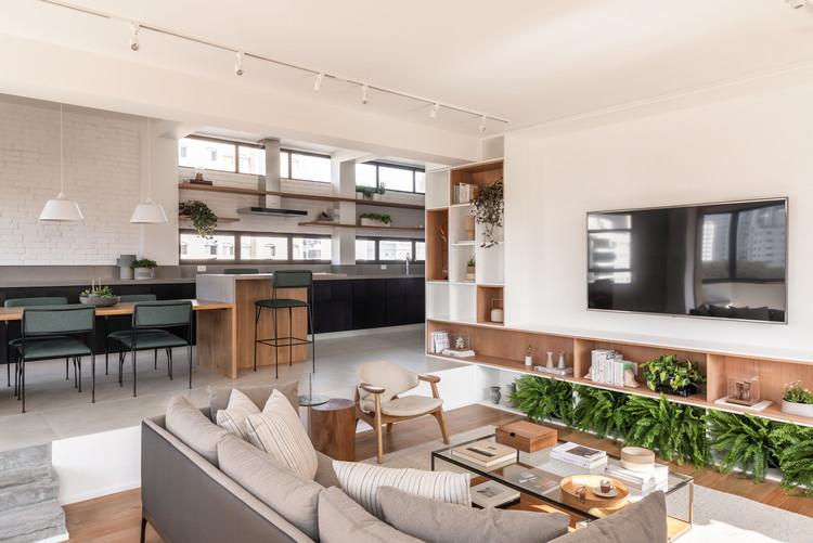 Apartamento MRB / VOA Arquitetura, © Rafael Renzo