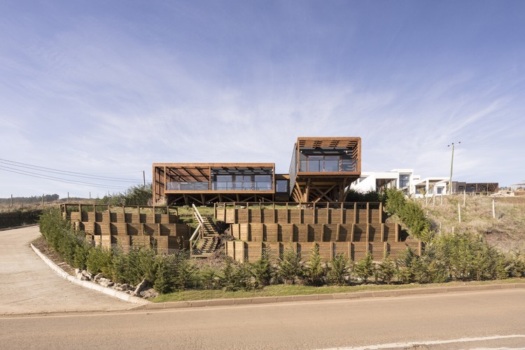 Sol House / Lorena Troncoso Valencia, © Gustavo Burgos