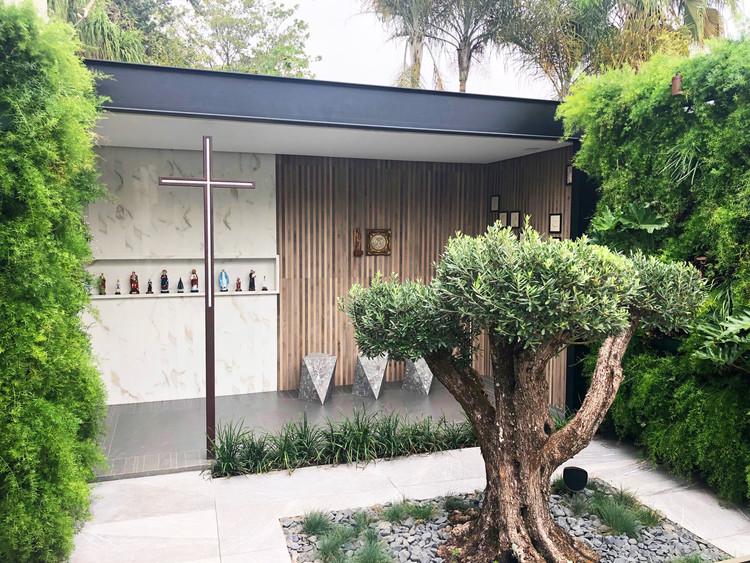 Chapel for All Saints / Sérgio Coelho Arquitetura, © Denilson Machado – MCA Estúdio