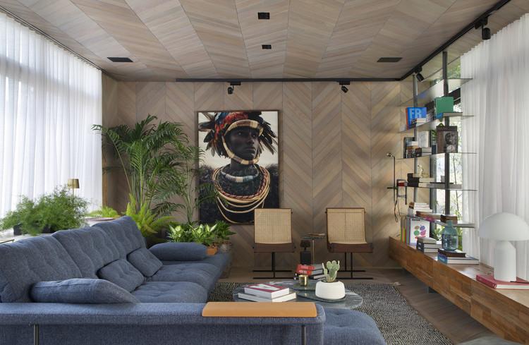 Loft Mobili / Intown Arquitetura, Cortesia de InTown Arquitetura