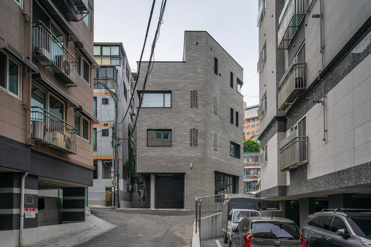Up Yard House / Architects H2L, © Dongkyu Yoon