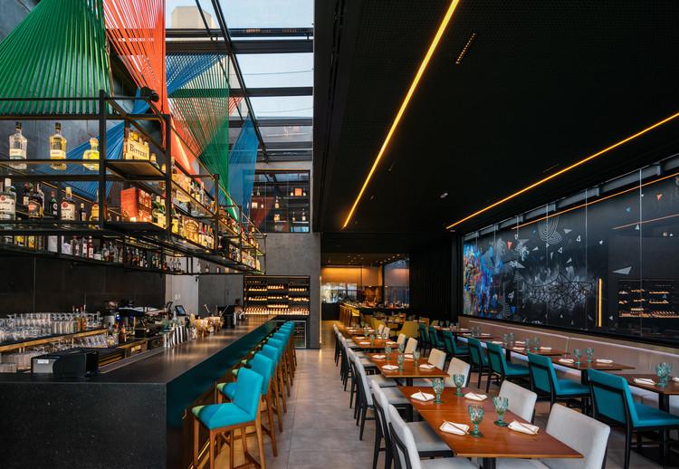Restaurante Imakay / Urdi Arquitetura, © Nelson Kon