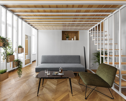 Apartment V / Architres Studio