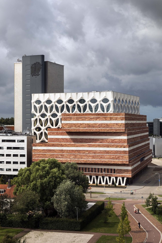 Naturalis Biodiversity Center Leiden / Neutelings Riedijk Architecten