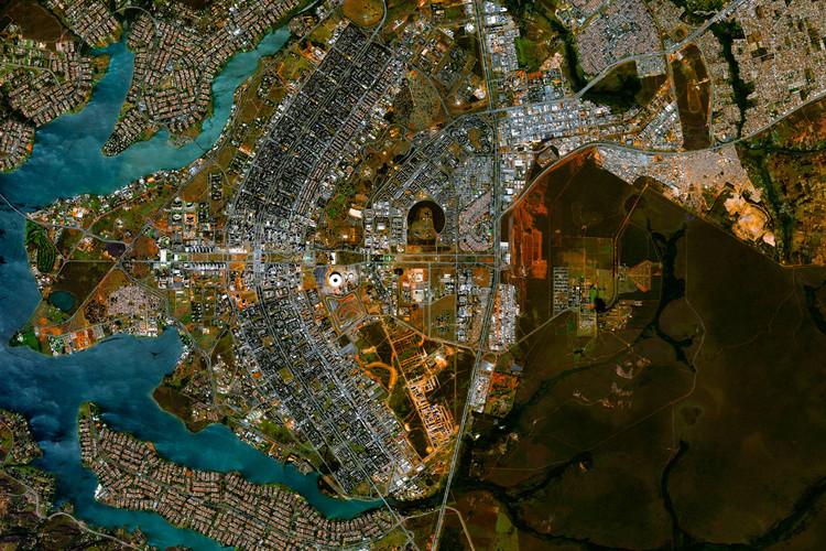 INPE disponibiliza imagens de alta resolução para auxiliar no planejamento urbano das cidades, Via A6