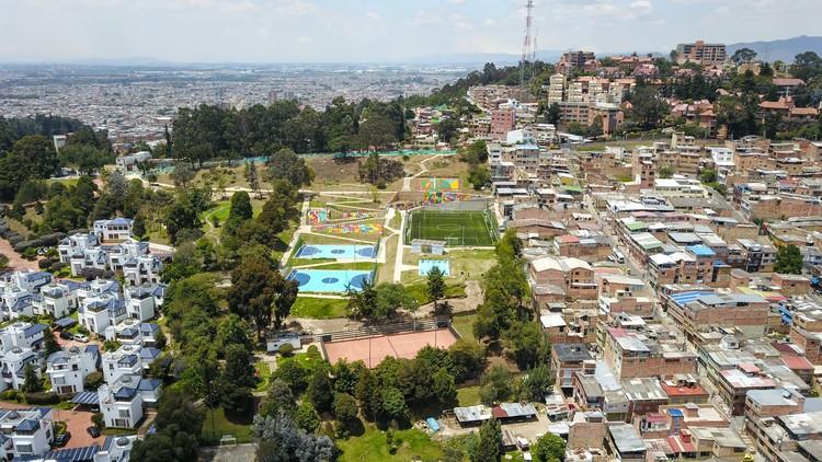 Estos son los ganadores de la 1° Bienal del Espacio Público de Bogotá, Cortesía de Mauricio Reina