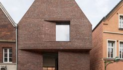 Casa em Buddenturm / hehnpohl architektur