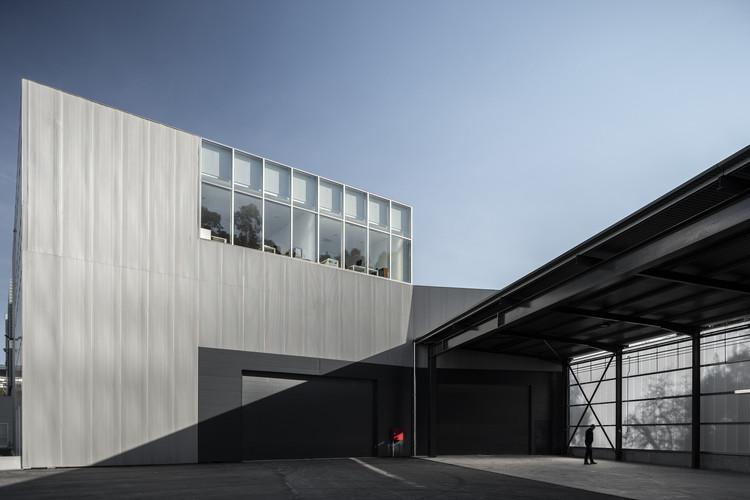 PRF's Headquarters / Impare Arquitectura, © Ivo Tavares Studio