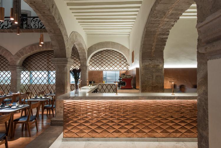 Herencia Hotel / BUDIC , © Jaime Navarro Soto