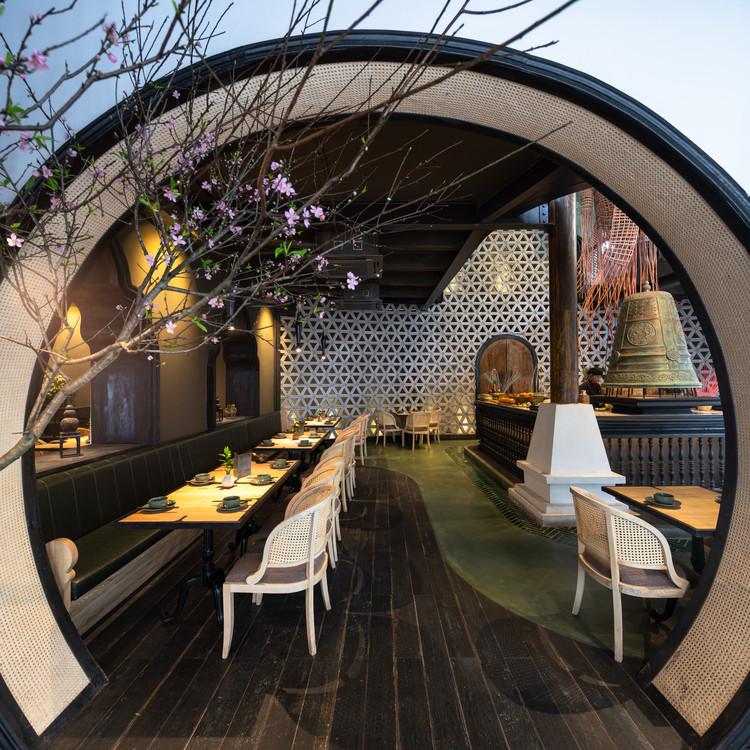 Sadhu Restaurant / Le House, © Triệu Chiến