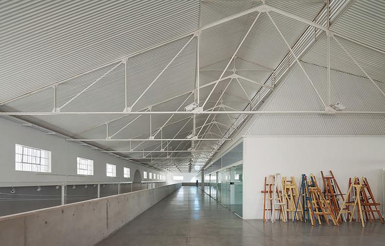 Centro Cultural de Rafaela (Ex Mercado Municipal) Airaudo + Caballero + Giménez Rita + Llonch. Image © Federico Cairoli