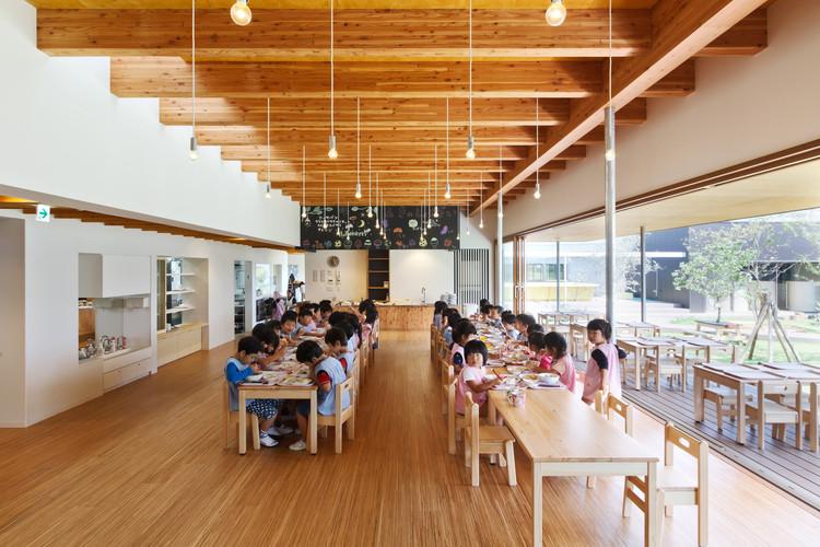 D.S Nursery / HIBINOSEKKEI + Youji no Shiro. Image © Studio Bauhaus