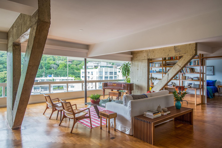 Apartamento Varanda / Estúdio Chão, © André Nazareth