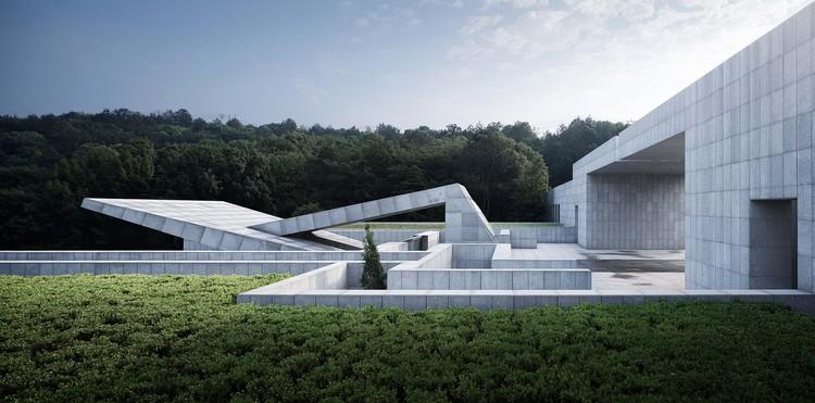 Jiangshan Martyrs Memorial Hall / UAD, Broken Branch. Image © Qiang Zhao
