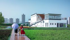 Renovation of Xiangyang Village Rice Drying Factory / Formal Architecture