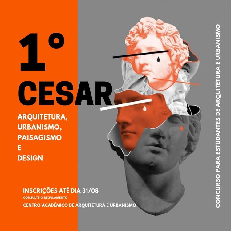 1° CESAR, Imagem de divulgação do 1° CESAR - Victor Castro