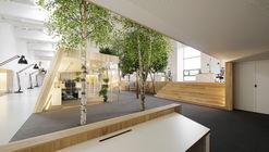 Lenne Office / Kamp Arhitektid