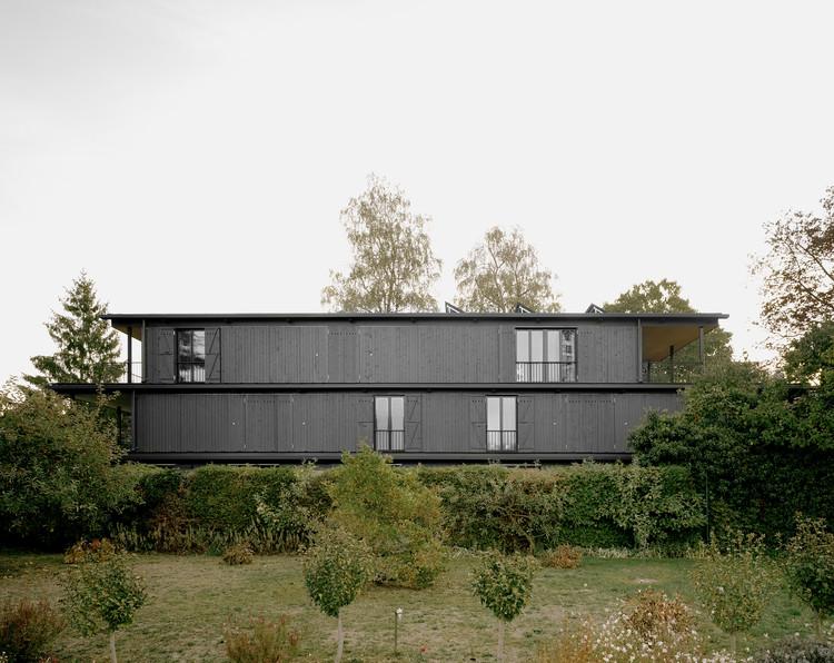 Residential Building Gatternweg / Felippi Wyssen Architects, © Rasmus Norlander
