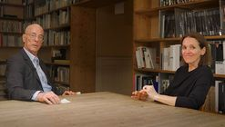 Jacques Herzog en conversación con Tatiana Bilbao