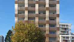 Floreal Apartments / jba
