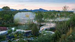 Shanghai Garden, the Beijing Horticultural Exhibition 2019 / Arcplus Architectural Decoration & Landscape Design Research Institute