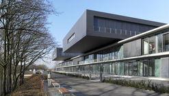 Centre National de Rééducation Fonctionnelle et de Réadaptation  / M3 Architectes