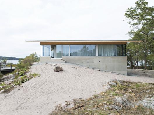 Casa Lilla Rågholmen / Arrhov Frick Arkitektkontor