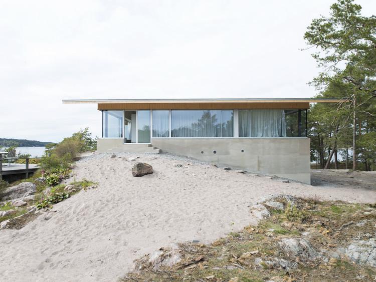 Casa Lilla Rågholmen / Arrhov Frick Arkitektkontor, © Mikael Olsson