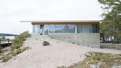 Lilla Rågholmen House / Arrhov Frick Arkitektkontor