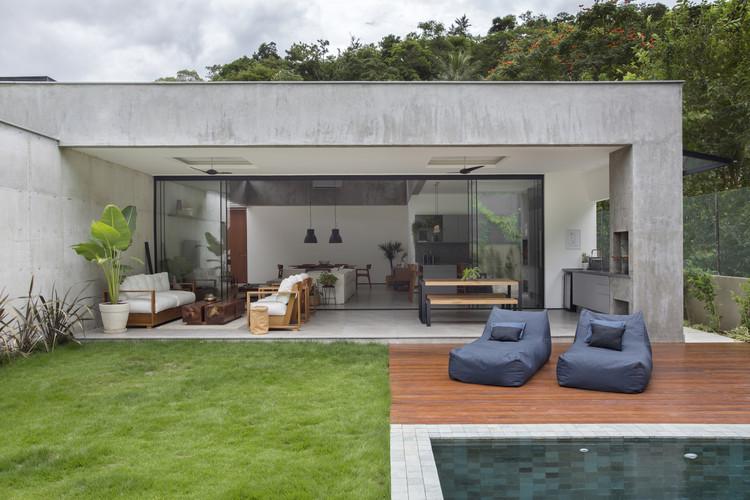 Casa LG / Sabugosa Arquitetura, © Denilson Machado – MCA Estúdio