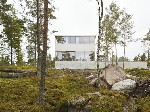 Atelier Lapidus House / Arrhov Frick Arkitektkontor