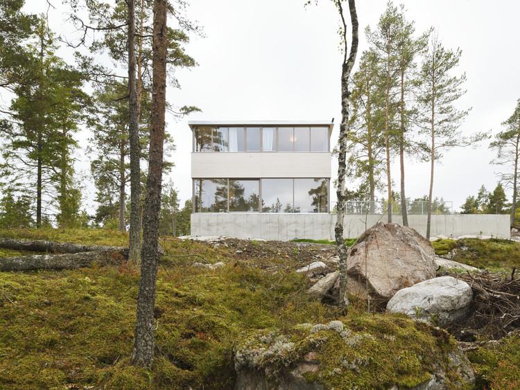 Casa Atelier Lapidus / Arrhov Frick Arkitektkontor, © Mikael Olsson