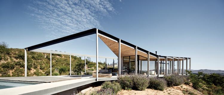 Casa 14 / Alvano y Riquelme, © Cristobal Palma / Estudio Palma