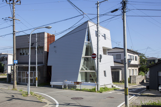 Shiro House / Takeru Shoji Architects