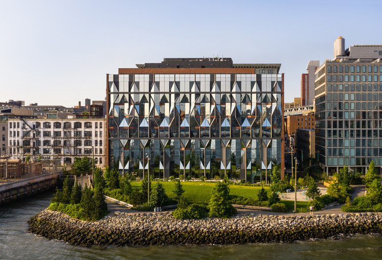 10 Jay Street Offices / ODA New York, Courtesy of ODA