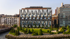 10 Jay Street Offices / ODA New York