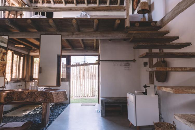 Casas brasileiras: 20 residências com mezanino, Villa Fulô / Catálise Arquitetura. Imagem: © Pato Rammsy