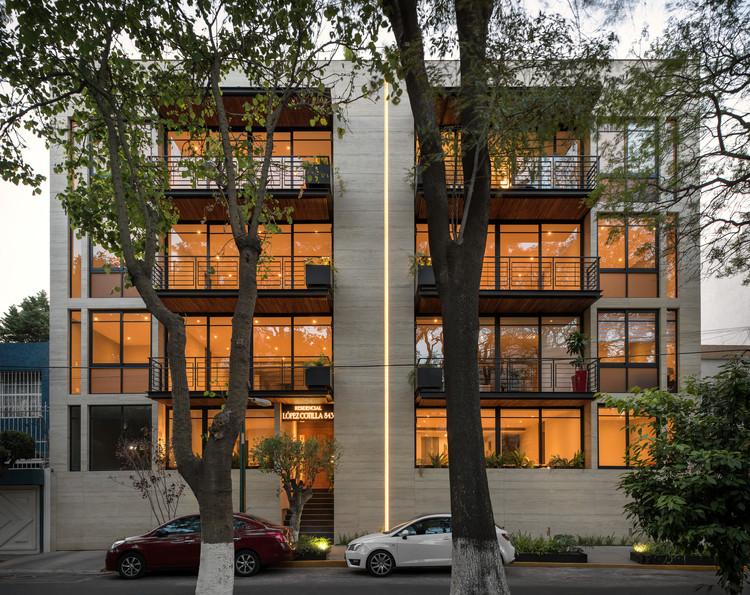 Edificio LC 843 / Escala Arquitectos + A+[eu] Arquitectura y estrategias urbanas, © Luis Gallardo