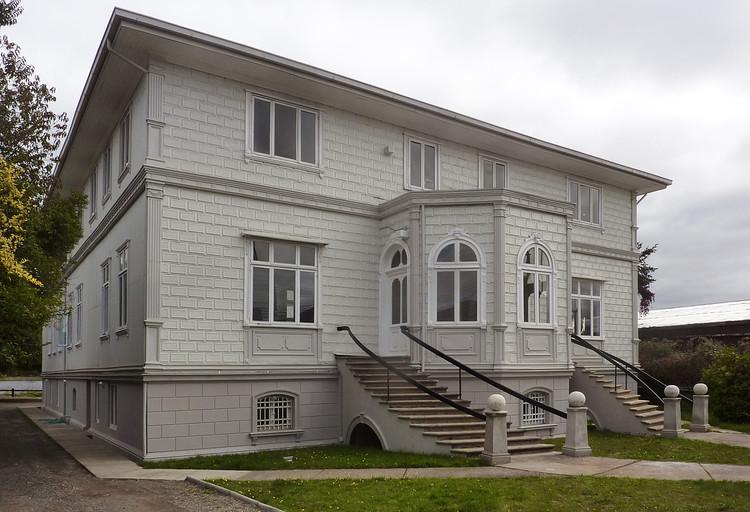 Casa Ehrenfeld. Image Cortesía de Universidad Austral de Chile