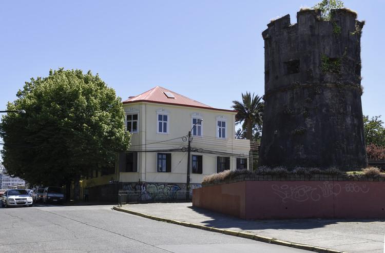 Casa Luis Oyarzún. Image Cortesía de Universidad Austral de Chile