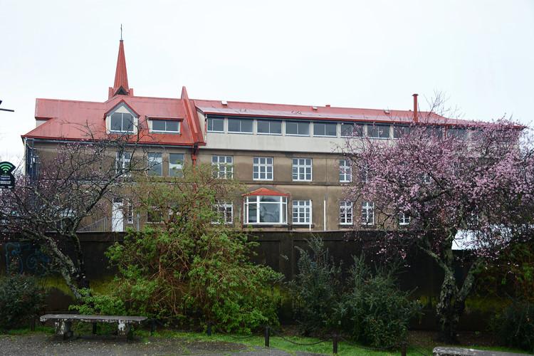 Ex Convento San Francisco- Campus Los Canelos. Image Cortesía de Universidad Austral de Chile