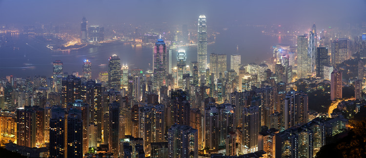 The Cities with the Hightest Cost of Living in 2019, Wikipedia User: <a href='https://commons.wikimedia.org/wiki/File:Hong_Kong_Skyline_Restitch_-_Dec_2007.jpg#/media/File:Hong_Kong_Skyline_Restitch_-_Dec_2007.jpg'>Diliff</a> Licensed under <a href='https://creativecommons.org/licenses/by/3.0/'>CC BY 3.0</a> . ImageHong Kong