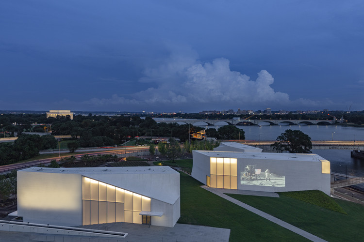 The REACH Expansion at the Kennedy Center Opens to the Public, The REACH. Image © Richard Barnes
