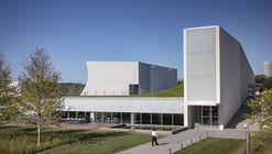 约翰•肯尼迪表演艺术中心扩建 / 斯蒂文·霍尔建筑事务所