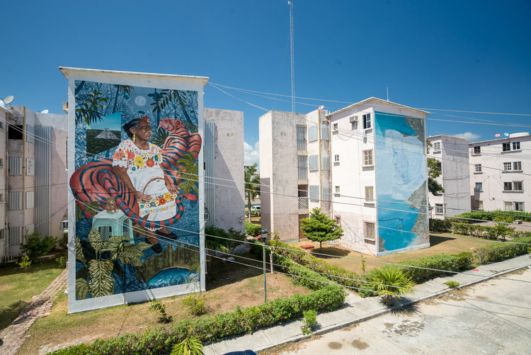 Proyecto Panorama: El arte como herramienta de transformación social y urbana, © Proyecto Panorama