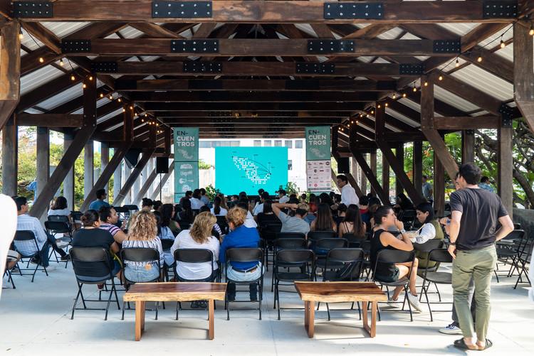 Así se vivió el festival de arquitectura 'Encuentros Cancún 2019: Hablemos de Ciudad', Cortesía de ENCUENTROS
