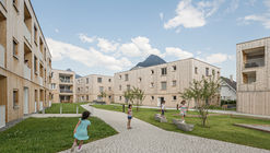Housing Development Maierhof / feld72