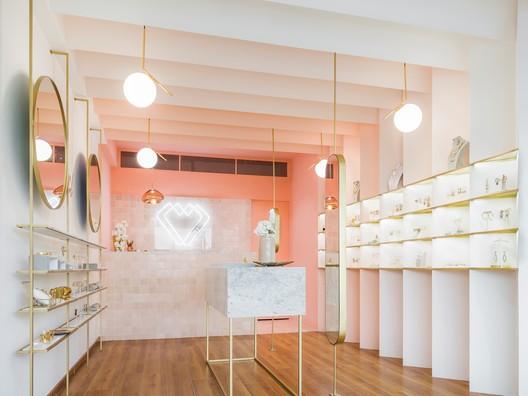 Ríos Jewelry Store / ALMA de Arquitectos