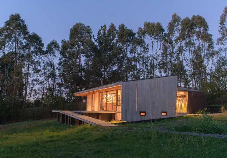 The Warehouse / Eleva Arquitectura, © Javiera Ortiz